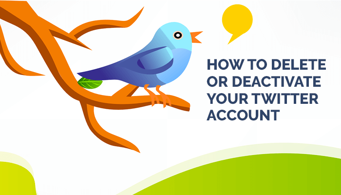 How to Delete or Deactivate Your Twitter Account