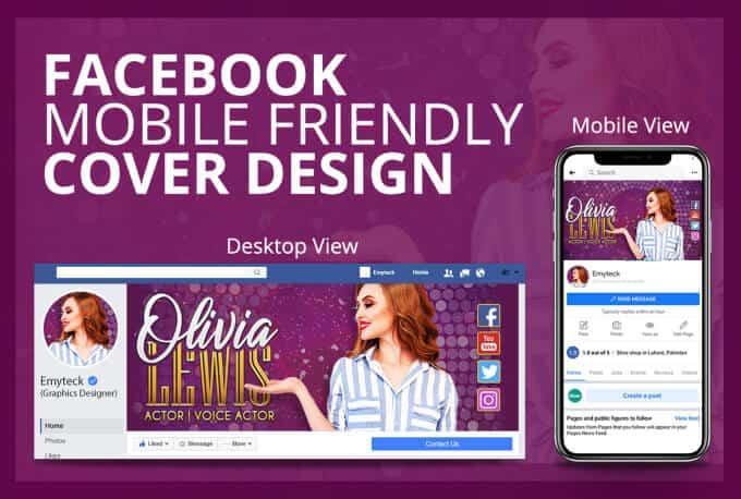 Fiverr Facebook Cover Gig